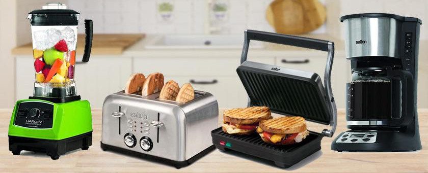 appareils électroménagers de la cuisine